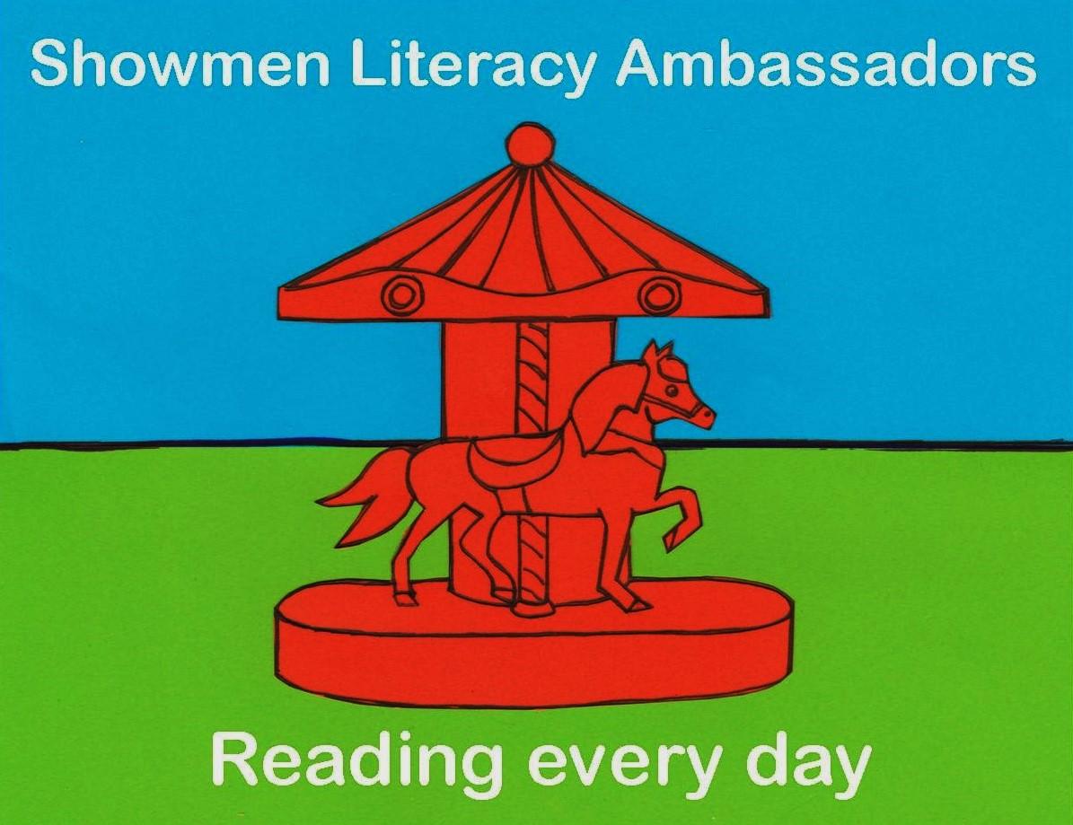 Showmen Literacy Ambassadors