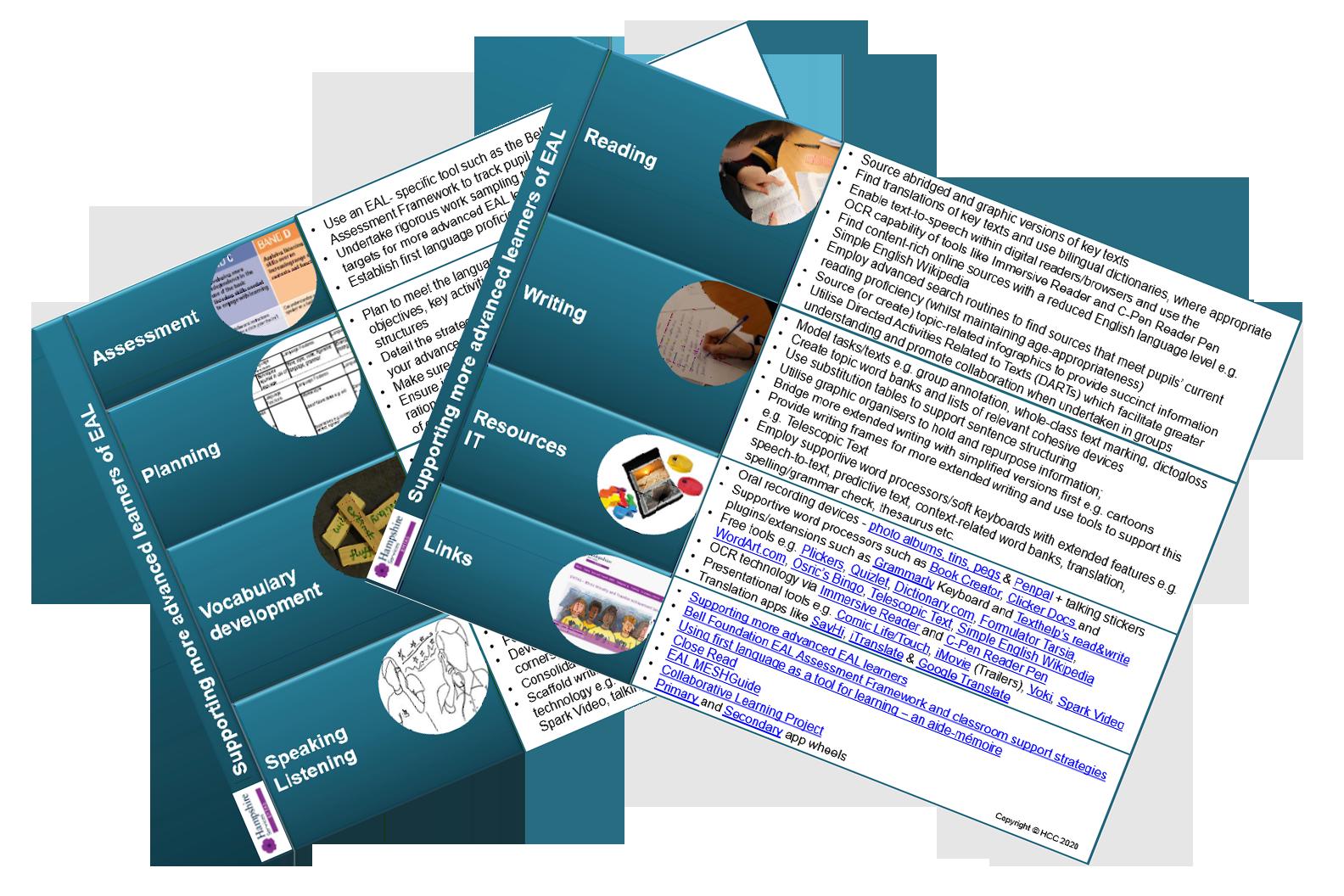 Advanced learners guidance